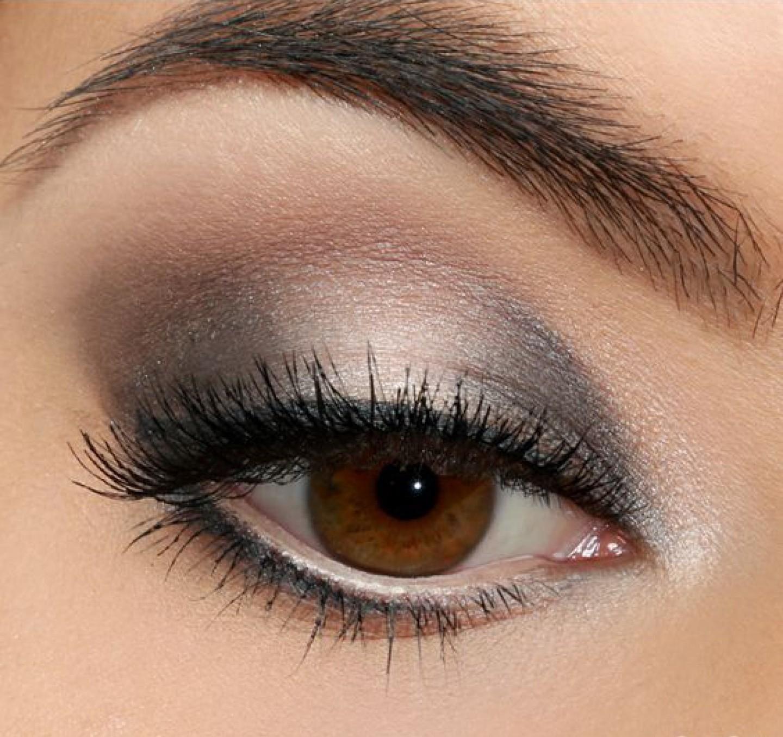 Вечерний макияж смоки айс пошаговое фото