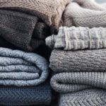 Как постирать шерстяной свитер правильно