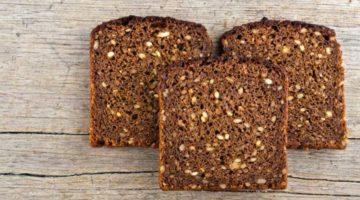 Хлеб с зёрнами
