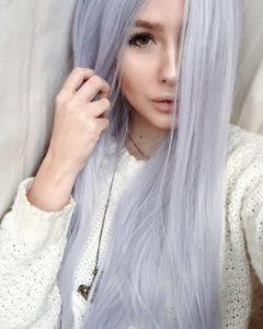 Вид волос