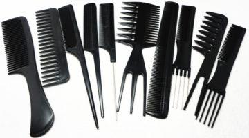 Набор расчесок для волос