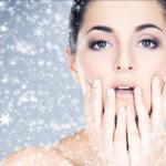Уход за жирной, сухой и нормальней кожей лица в мороз