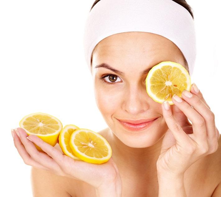 Цитрусовые для кожи лица