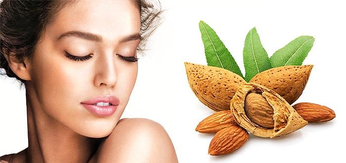 Польза миндаля для кожи лица