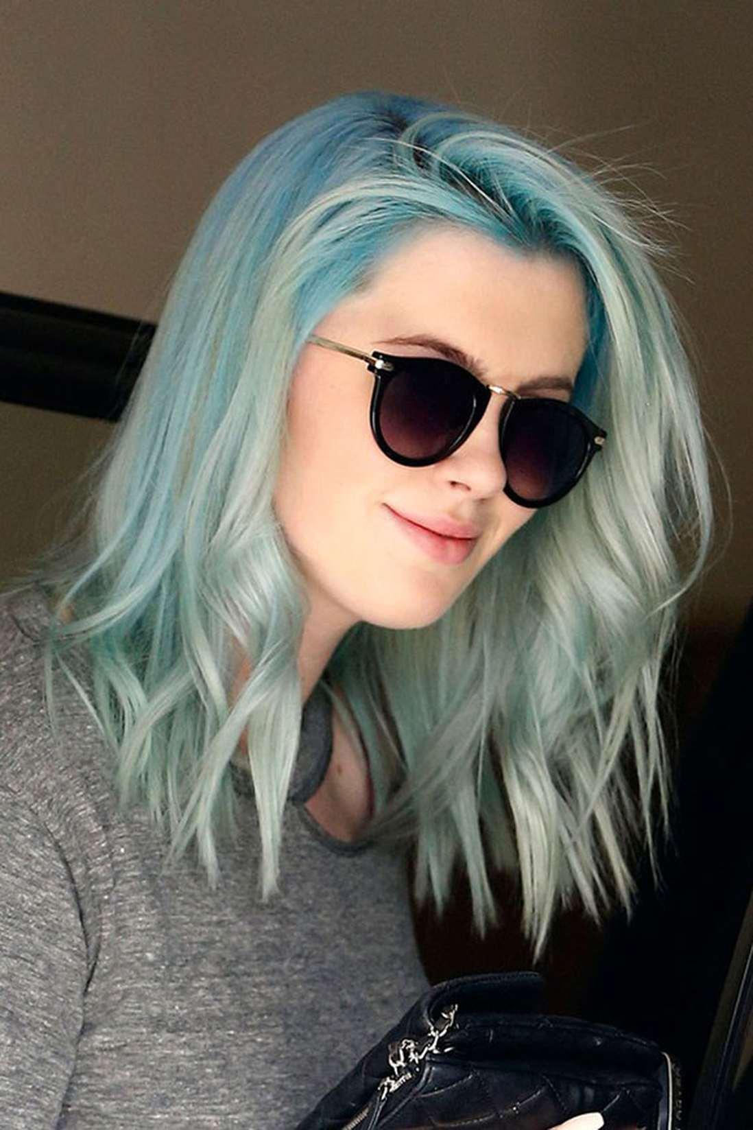 Естественно светло русый цвет волос