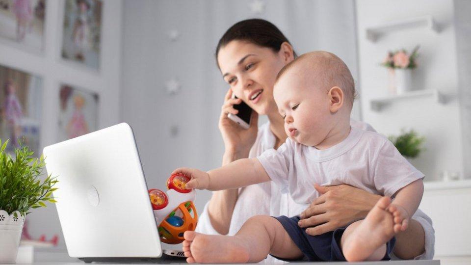 Заработок мамы в декрете за ПК