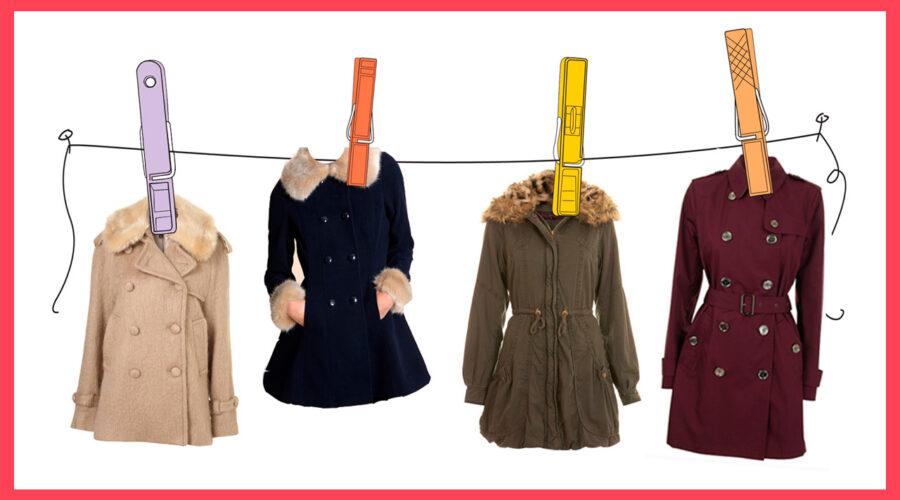 Как правильно стирать пальто